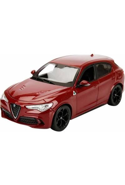Happy Toys Bburago 1:24 Alfa Romeo Stelvio Model Araba