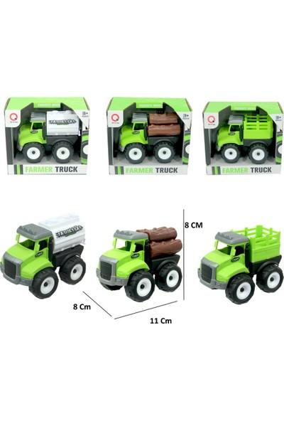 Happy Toys Birlik Toys Farmer Truck Kırılmaz Sevimli Kamyonlar