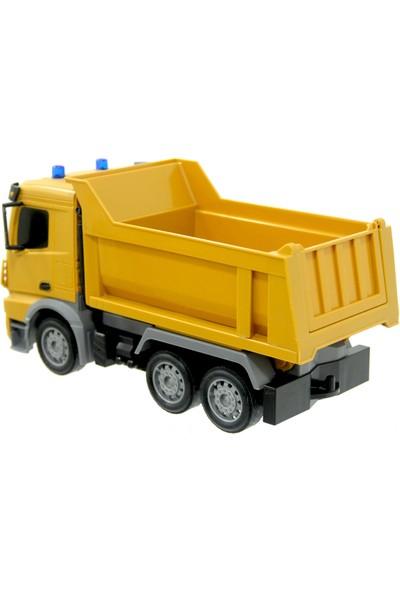 Happy Toys 1:12 Builders Uzaktan Kumandalı Şarjlı Iş Kamyonu