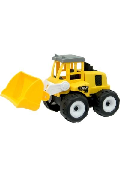 Happy Toys Engineering Truck Kırılmaz Iş Makineleri
