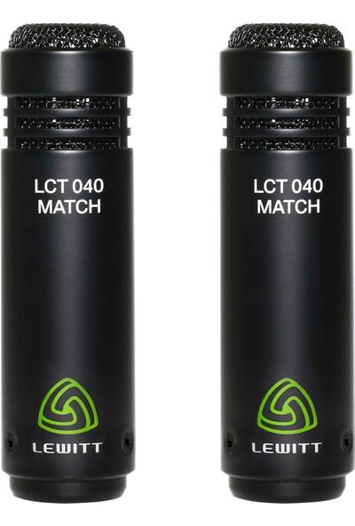 Lewitt Lct 040 Match Pair Stereo Condenser Enstrüman Mikrofonu