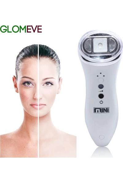 Glomeve Mini Hifu Cilt Sıkılaştırma Germe Kırışıklık Giderme Cihazı Yüz Bakım Dermapen Makinesi