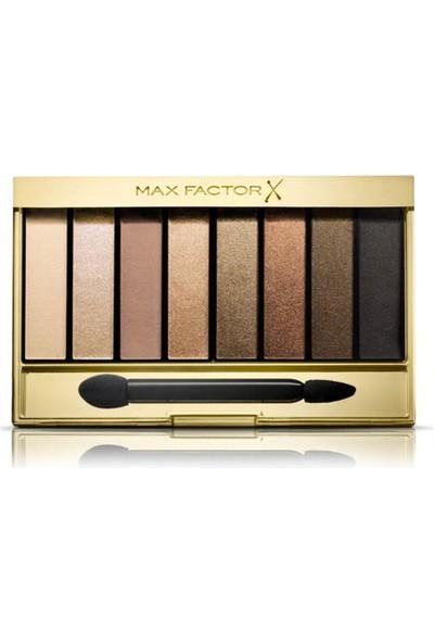 Max Factor Masterpiece Nude Pallette 02 Golden Nudes Far Paleti