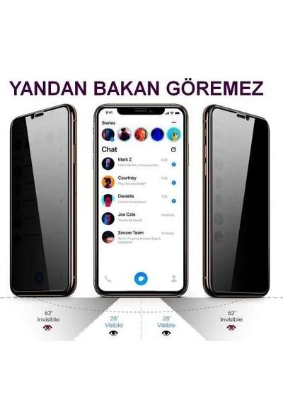 Semers Huawei P Smart 2019 Hayalet Ekran Privacy Görünmez Gizli Tam Kaplayan Kırılmaz Cam