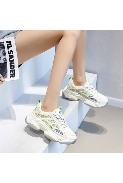 Kalodis Örme Desen Spor Ayakkabı (Yurt Dışından)