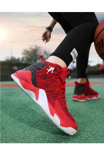 Moyan Basketbol Ayakkabısı Nefes Alan (Yurt Dışından)