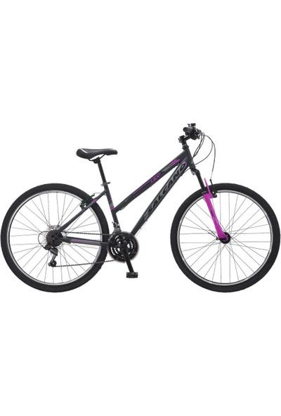 Salcano City Lily 28 Jant Kadın Şehir Bisikleti (160 cm Üstü Boy)
