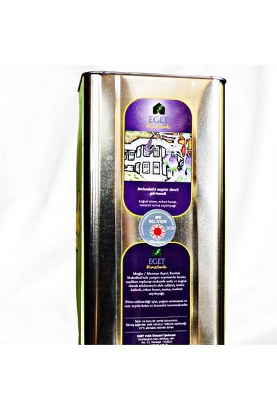 Eget Kuzluk 5 Lt Erken Hasat Soğuk Sıkım Filtresiz Uluslararası Ödüllü Zeytinyağı