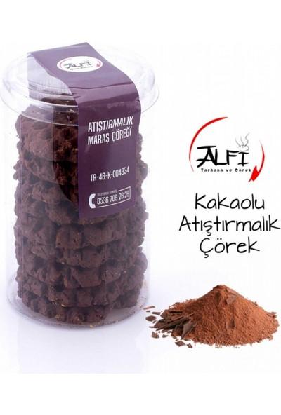 Alfi Çörek Atıştırmalık - Kakaolu