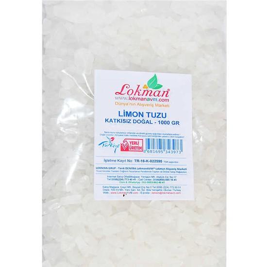 Bağdat Limon Tuzu 1000 gr Pkt