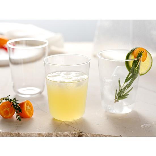 English Home Hira Cam 3'lü Meşrubat Bardağı 250 ml Şeffaf